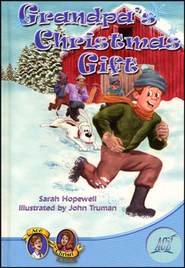 Grandpa's Christmas Gift (Grade 6 Resource Book)   -