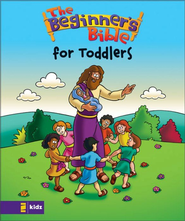 The Beginner's Bible--The Beginner's Bible for Toddlers - eBook  -     By: Mission City Press