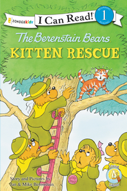 The Berenstain Bears' Kitten Rescue - eBook  -     By: Jan Berenstain, Mike Berenstain
