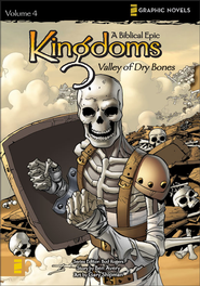 Valley of Dry Bones - eBook  -     By: Bud Rogers