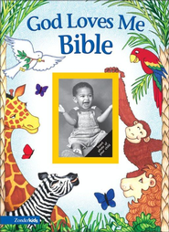 God Loves Me Bible, Revised - eBook  -     By: Susan Elizabeth Beck