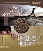 Nueva actitud ante la vida / Como tratar a personas dificiles: Two Interactive Studies for Individuals or Small Groups - eBook  -     By: Zondervan