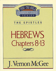 Hebrews II - eBook  -     By: J. Vernon McGee