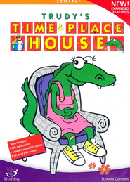 Trudy's Time & Place House Version 4 CD-Roms for  Schools (without Learning Management System)  -