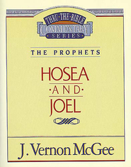 Hosea / Joel - eBook  -     By: J. Vernon McGee