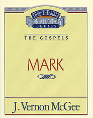 Mark - eBook  -     By: J. Vernon McGee