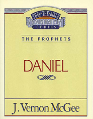 Daniel - eBook  -     By: J. Vernon McGee