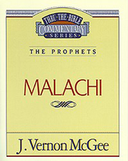Malachi - eBook  -     By: J. Vernon McGee