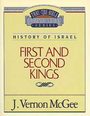 1 & 2 Kings - eBook  -     By: J. Vernon McGee