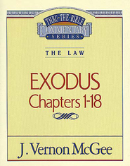 Exodus I - eBook  -     By: J. Vernon McGee