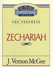 Zechariah - eBook  -     By: J. Vernon McGee