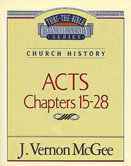 Acts II - eBook  -     By: J. Vernon McGee