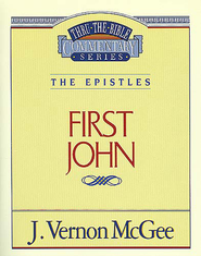 1 John - eBook  -     By: J. Vernon McGee
