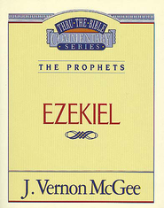 Ezekiel - eBook  -     By: J. Vernon McGee