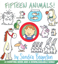 Fifteen Animals!   -     By: Sandra Boynton