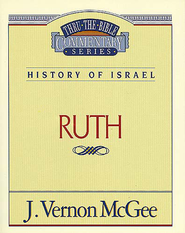 Ruth - eBook  -     By: J. Vernon McGee