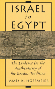 Israel in Egypt: The Evidence for the Authenticity of the Exodus Tradition  -     By: James K. Hoffmeier
