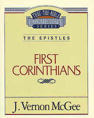 1 Corinthians - eBook  -     By: J. Vernon McGee