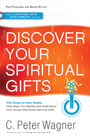 Discover Your Spiritual Gifts - eBook  -     By: C. Peter Wagner