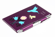 Psalm 104:24 Metal Note Case and Pen Set  -