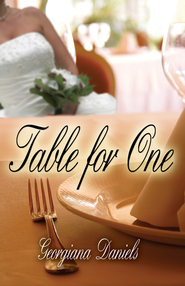 Table For One - eBook  -     By: Georgiana Daniels