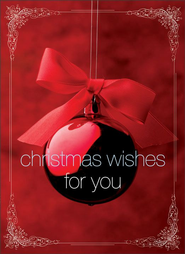Christmas Wishes for You Greeting Book - eBook  -     By: Zondervan