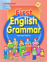 Singapore First English Grammar   -