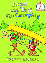 Fred and Ted go Camping - eBook  -     By: Peter Anthony Eastman