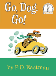 Go, Dog. Go! - eBook  -     By: Dr. Seuss