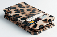 iPhone Case with Cross, Leopard  -