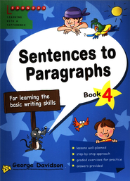 Sentences to Paragraphs 4   -
