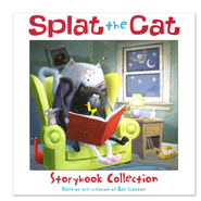 Splat the Cat Storybook Collection  -              By: Rob Scotton                   Illustrated By: Rob Scotton