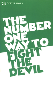 Number One Way to Fight - eBook  -     By: Norvel Hayes