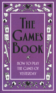 Games Book  -     By: Scholastic