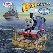 Lost at Sea (Thomas and Friends) - eBook  -