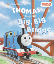 Thomas and the Big Big Bridge (Thomas and Friends) - eBook  -     By: Rev. W. Awdry