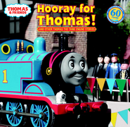 Hooray for Thomas! (Thomas and Friends) - eBook  -     By: Rev. W. Awdry