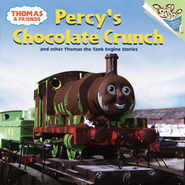 Thomas and Friends: Percy's Chocolate Crunch and Other Thomas the Tank Engine Stories (Thomas and Friends) - eBook  -