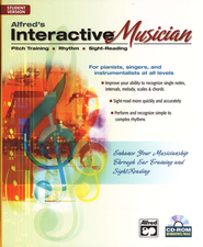 Alfred's Interactive Musician CD-ROM, Student Version   -