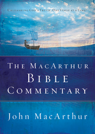 The MacArthur Bible Commentary - eBook  -     By: John MacArthur