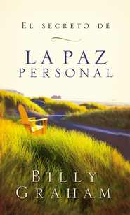El secreto de la paz personal - eBook  -     By: Billy Graham
