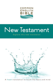 CEB Common English Bible New Testament - eBook  -