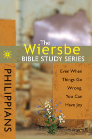 The Wiersbe Bible Study Series: Philippians - eBook  -     By: Warren W. Wiersbe
