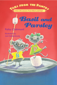 Basil and Parsley - eBook  -     By: Patsy Clairmont