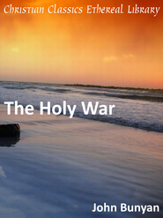 Holy War - eBook  -     By: John Bunyan