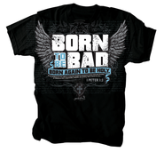 Born to Be Bad Shirt, Black, Medium  -