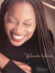 The Best Of Yolanda Adams, Folio   -     By: Yolanda Adams