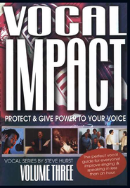 Vocal Impact Vol. 3, DVD   -