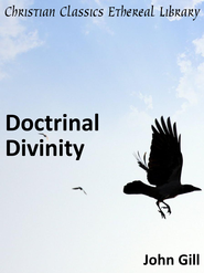 Doctrinal Divinity - eBook  -     By: John Gill
