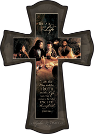 The Last Supper Cross  -
